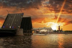 St. Petersburg: White Night Segway Tour