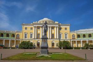 St. Petersburg: Winter Fairy Tale Horse Ride & Tour