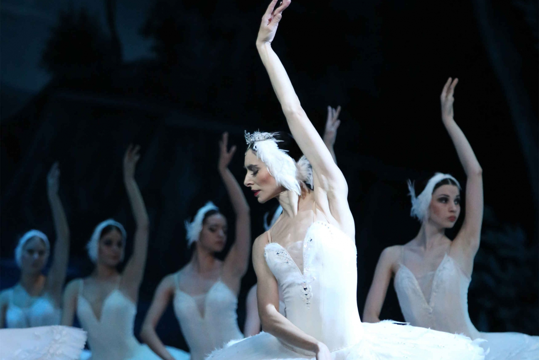 Swan Lake Ballet Admission Ticket