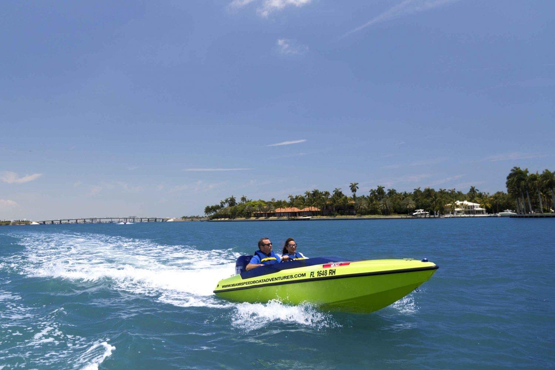 Tampa Bay 2-Hour Speedboat Adventure