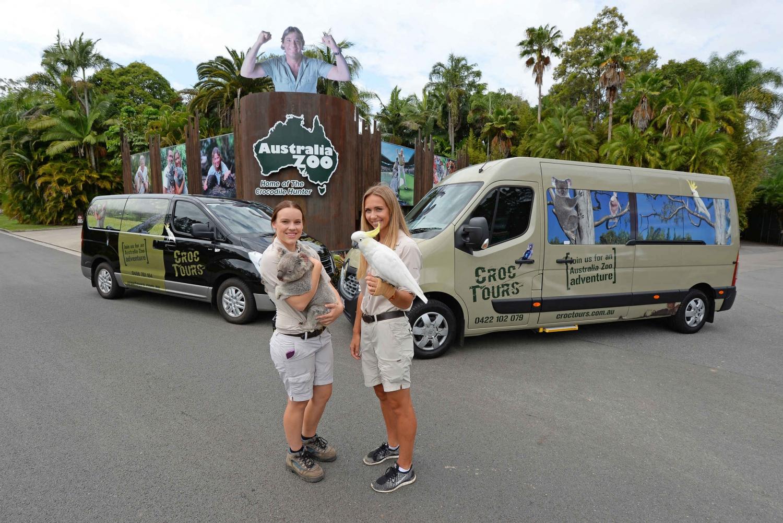 Australia Zoo Entry, Koala Cuddle and Transfer from Noosa