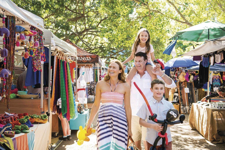 Sunshine Coast Hinterland and Noosa Small Group Tour