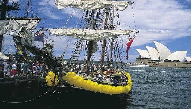 Celebrate Australia Day in Sydney