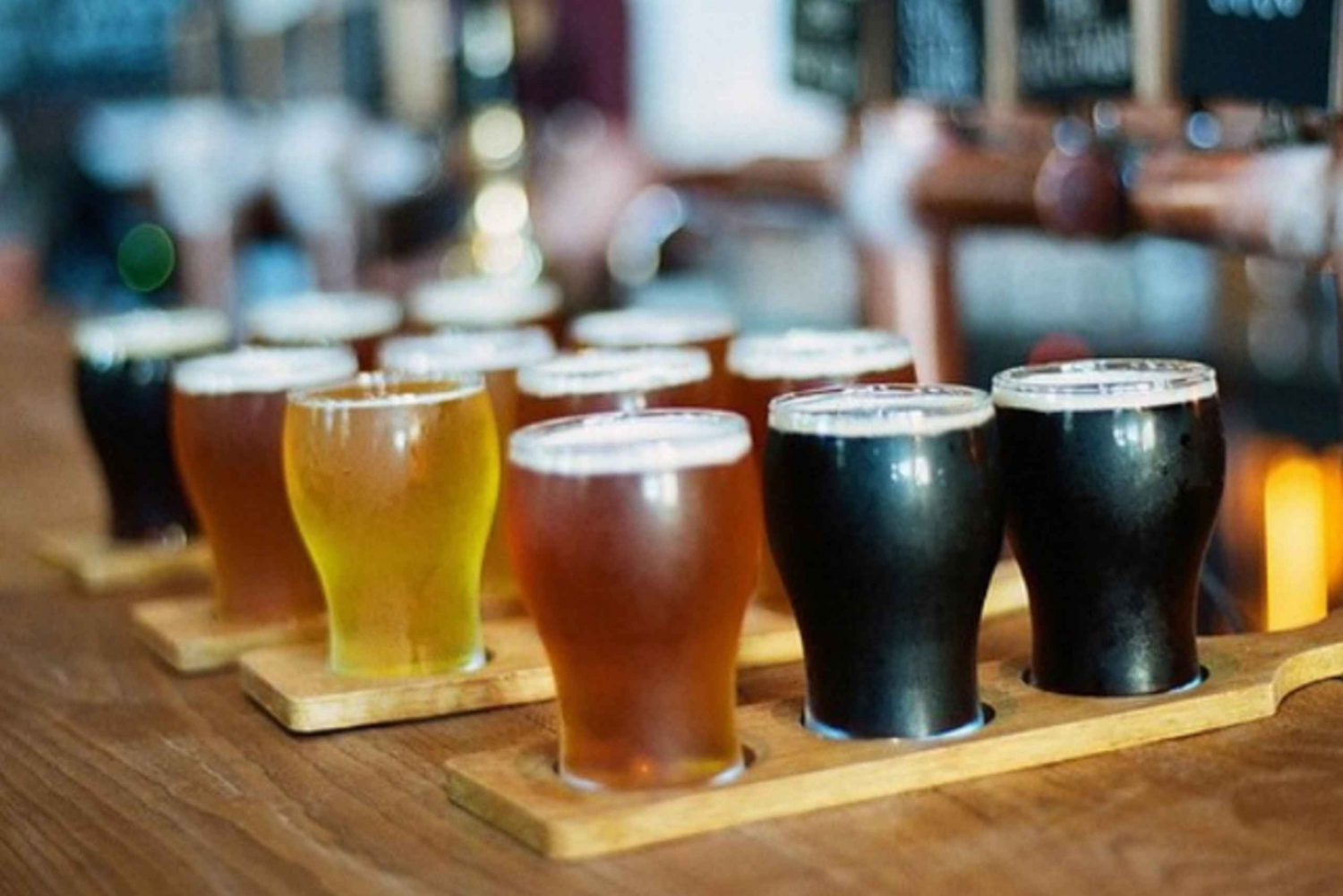 3-Hour Craft Beer and Breweries Tour
