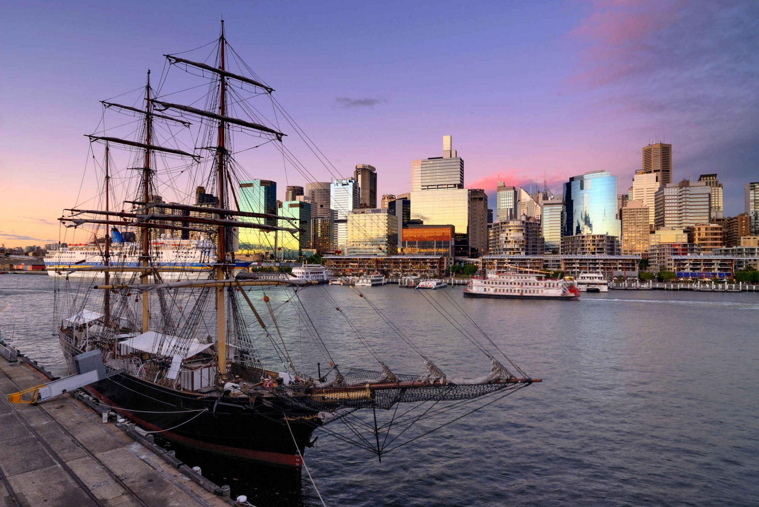 Australian National Maritime Museum: All-Inclusive Ticket