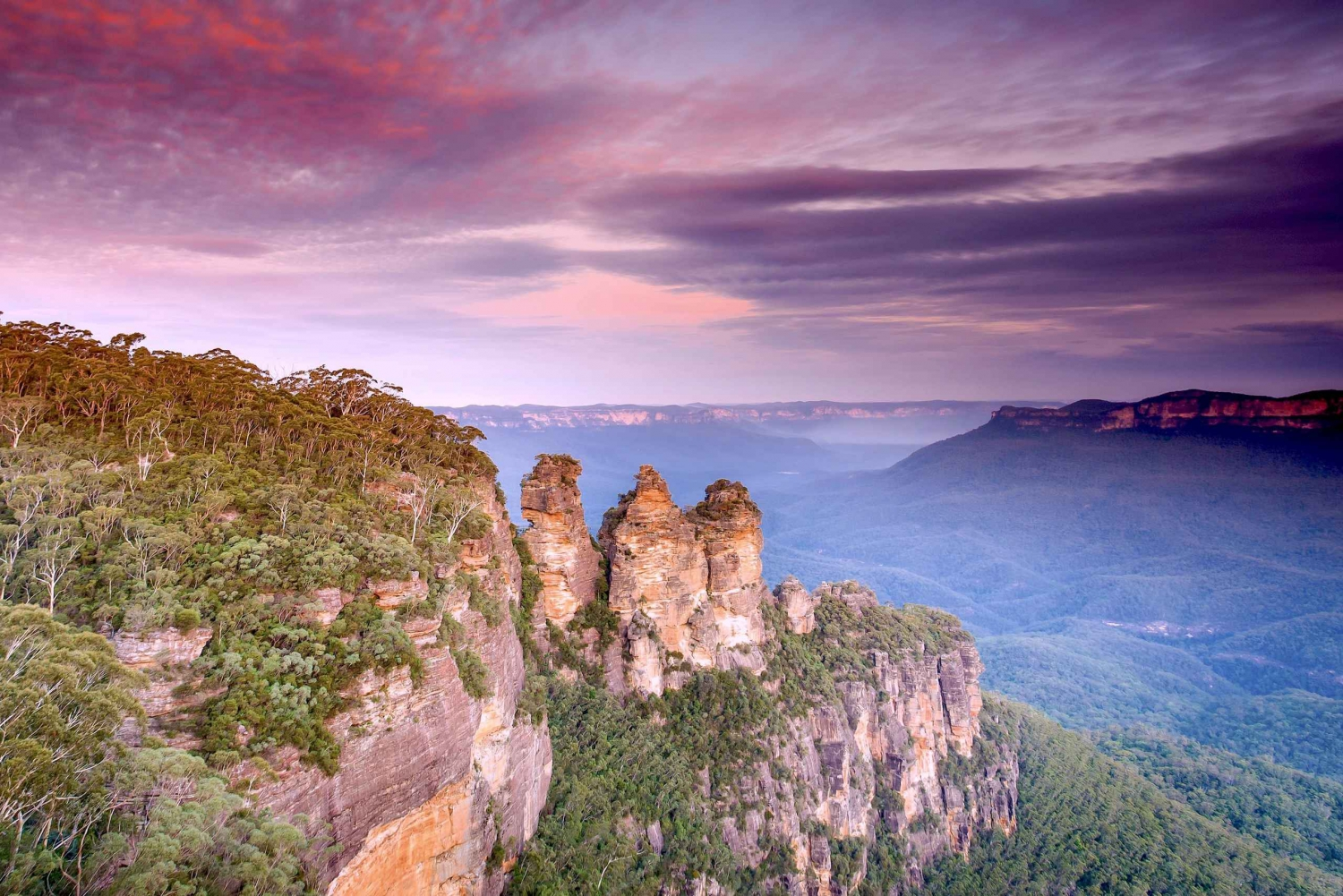 Blue Mountains Afternoon and Sunset Tour