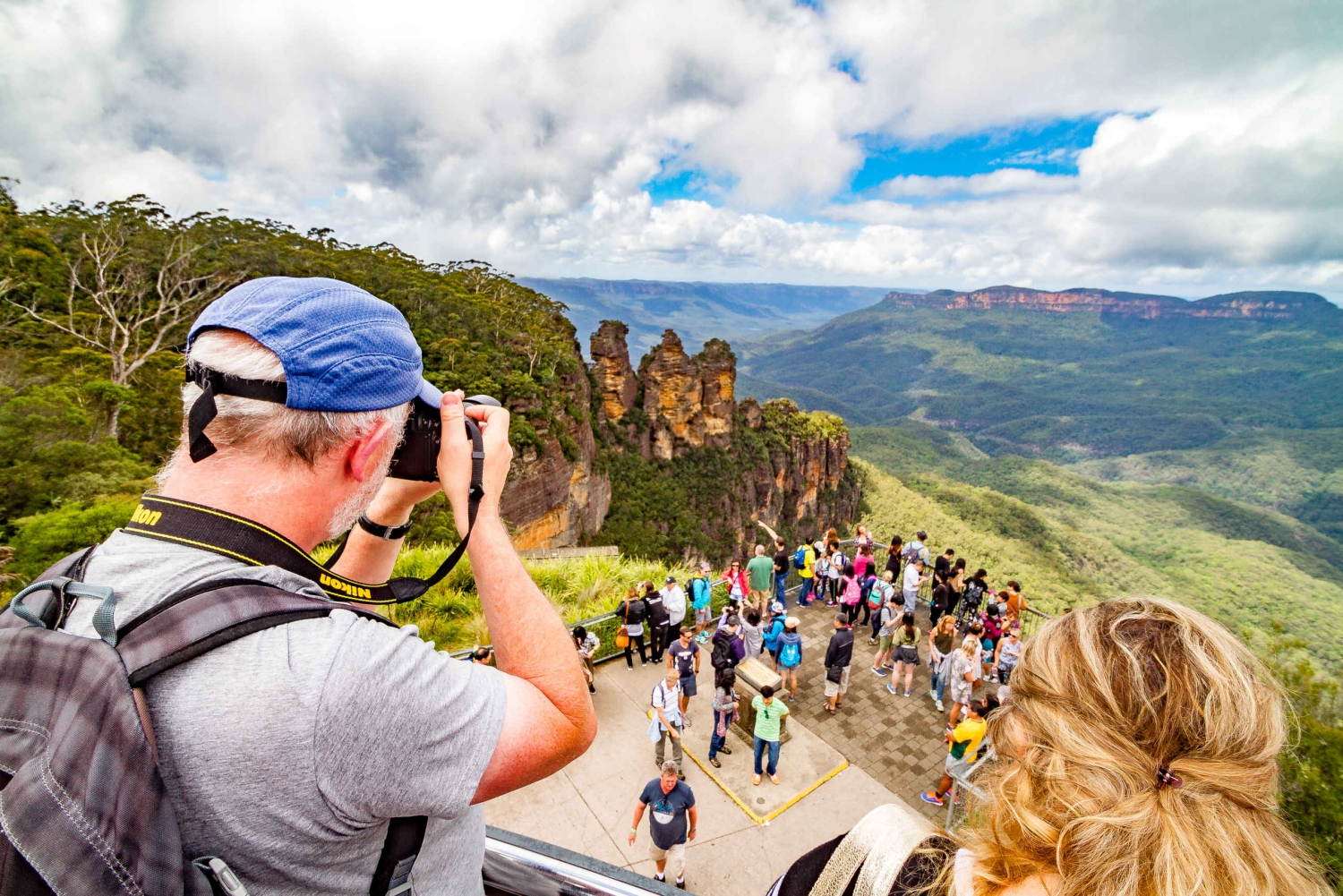 Blue Mountains All Inclusive: Tour, Lunch and Ferry