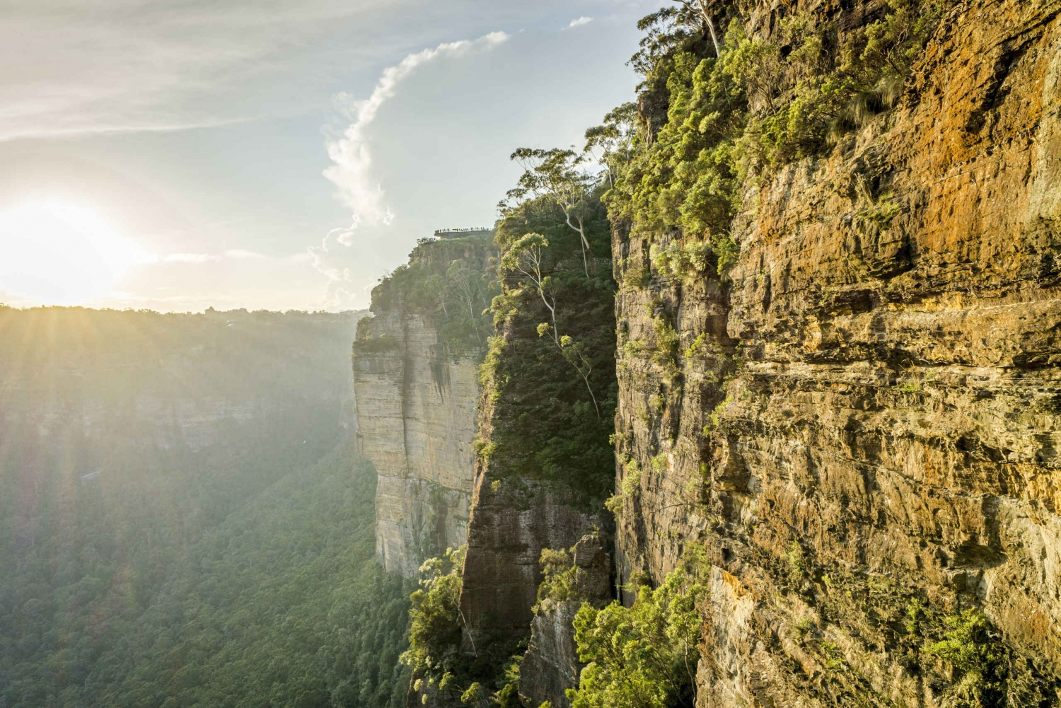 Blue Mountains Small Group All-Inclusive Tour with Lunch