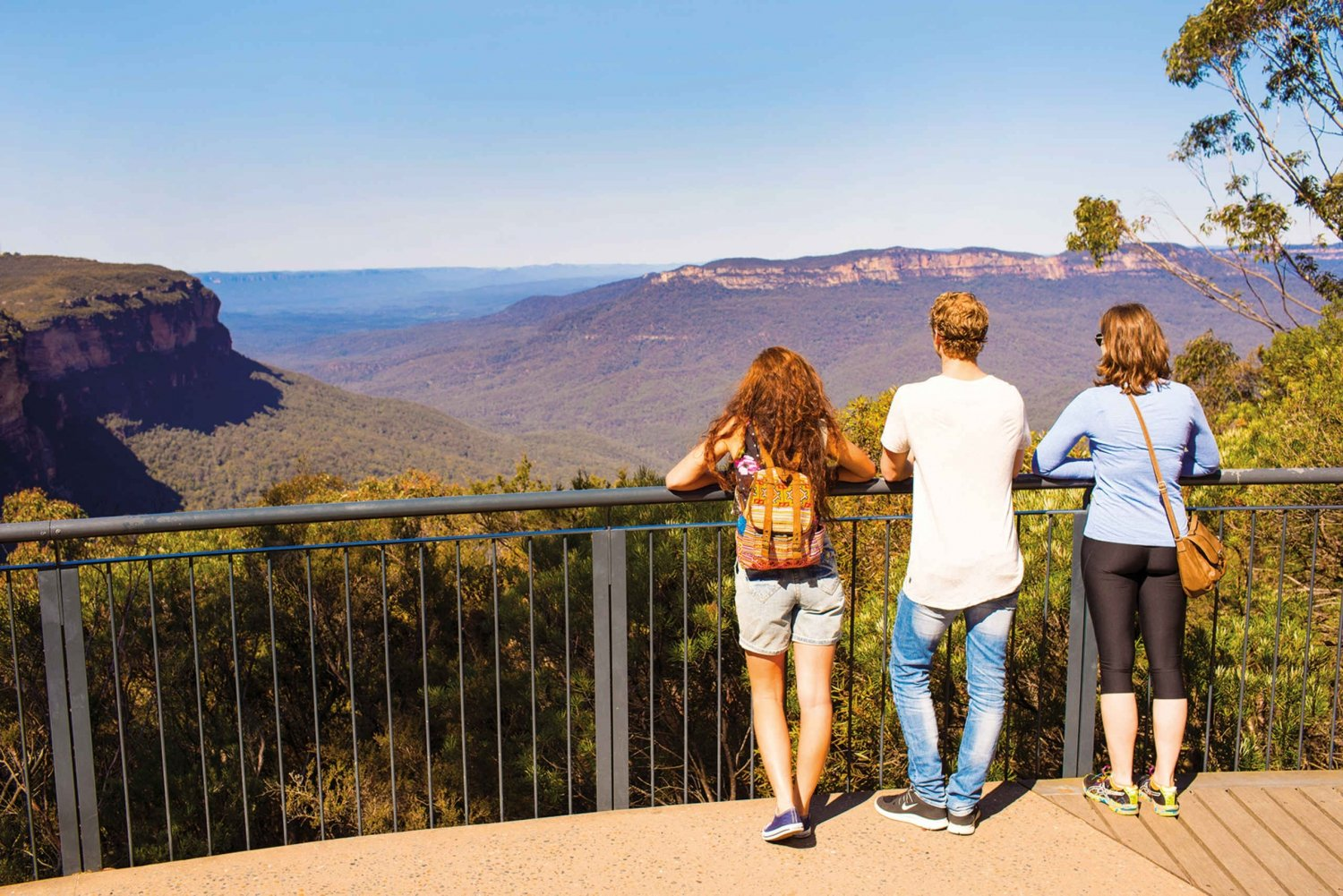 Blue Mountains: Tour with Cruise and Featherdale from Sydney
