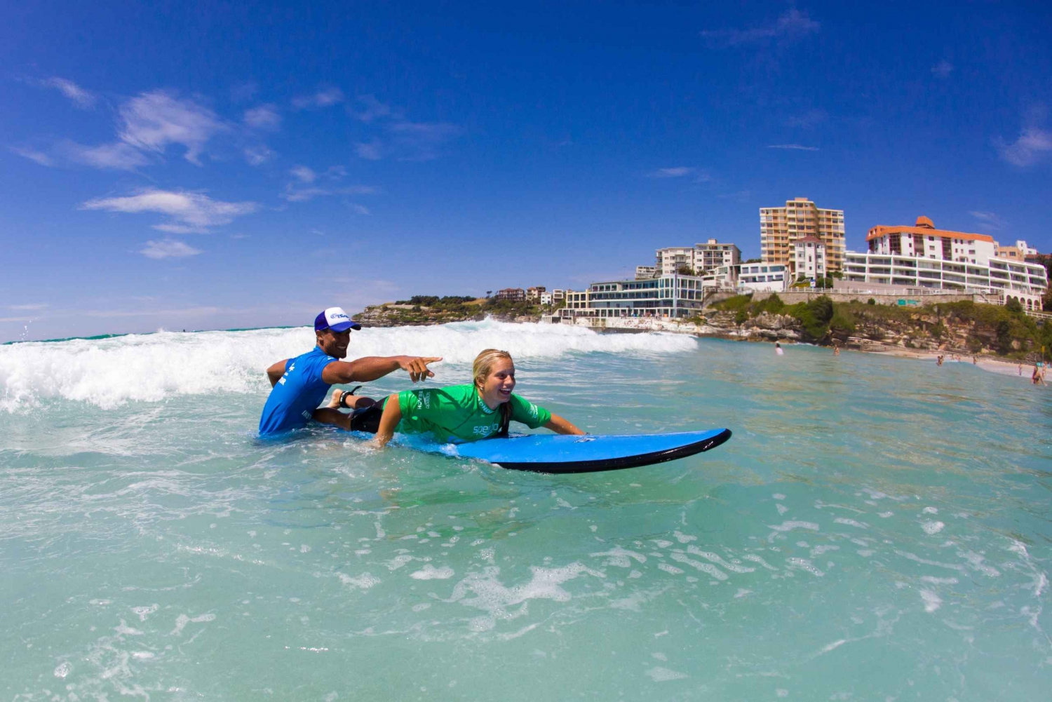 Bondi Beach: Private Surf Lesson