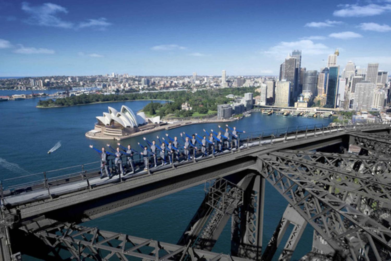 BridgeClimb Sampler Sydney