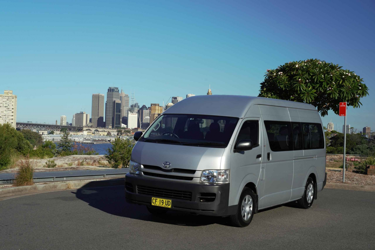 Central Hotels to Airport Shuttle Transfer