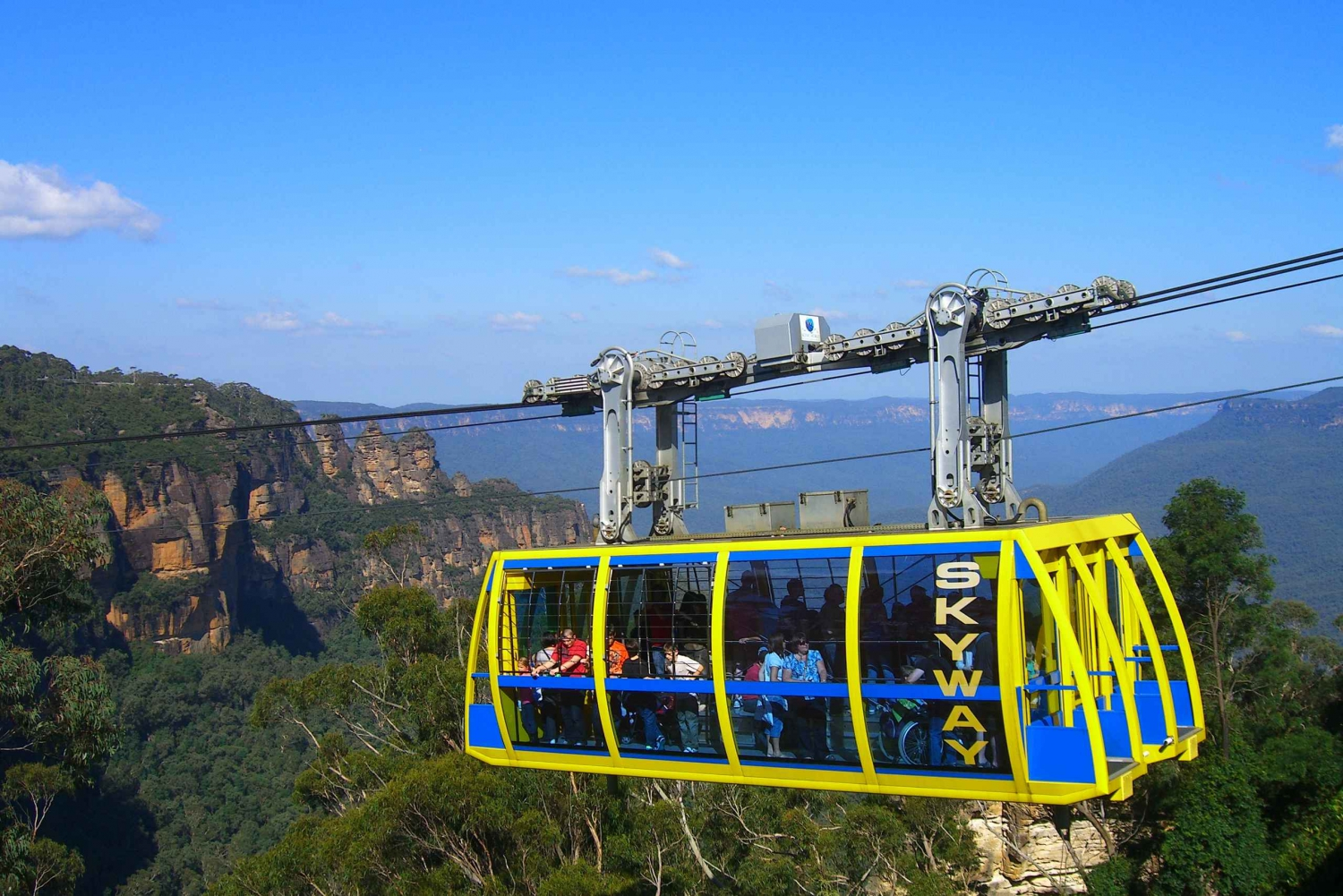 Grand Blue Mountains All-Inclusive Coach Tour from Sydney