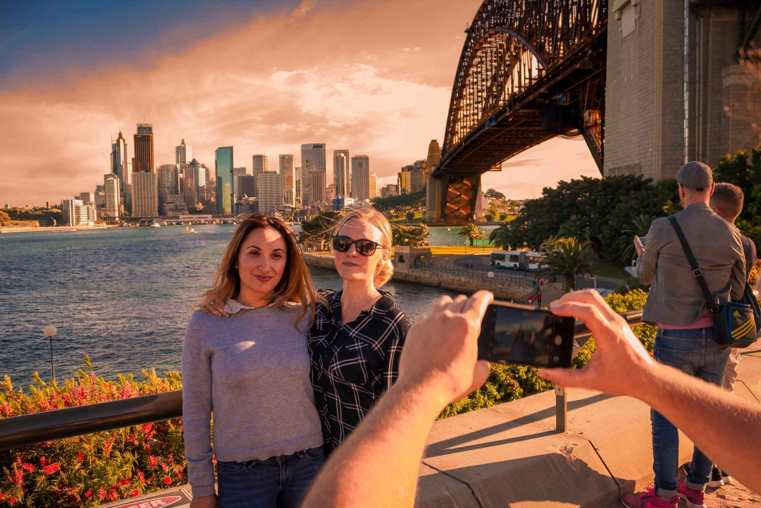 Half-Day City Sights and Manly Coach Tour