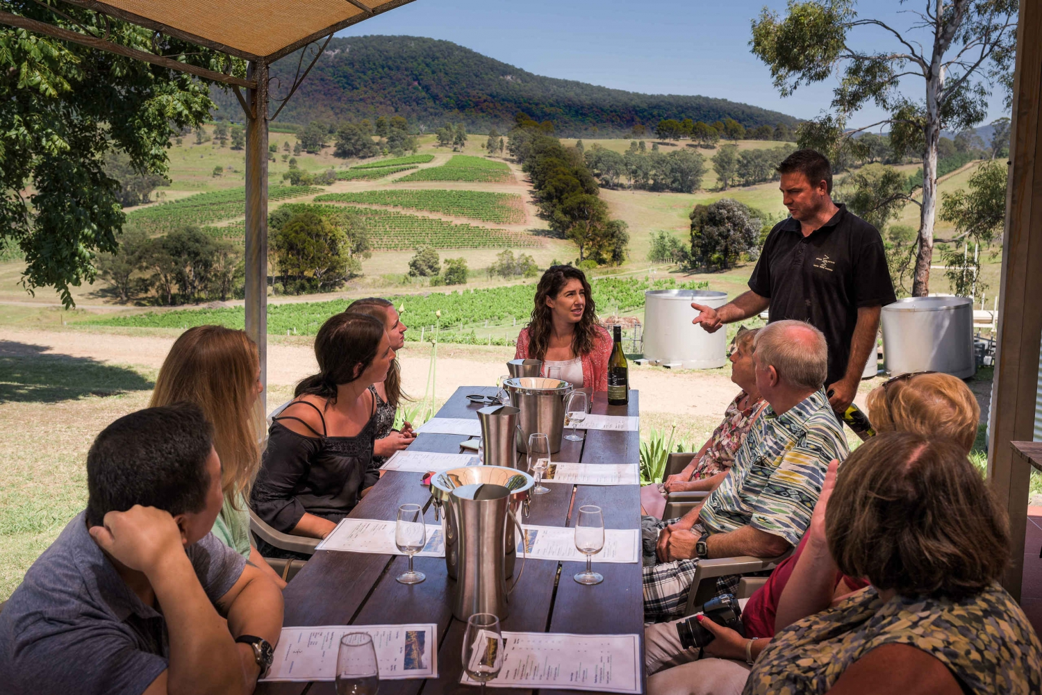 Hunter Valley Wine Lovers Adventure Tour & Gourmet Lunch