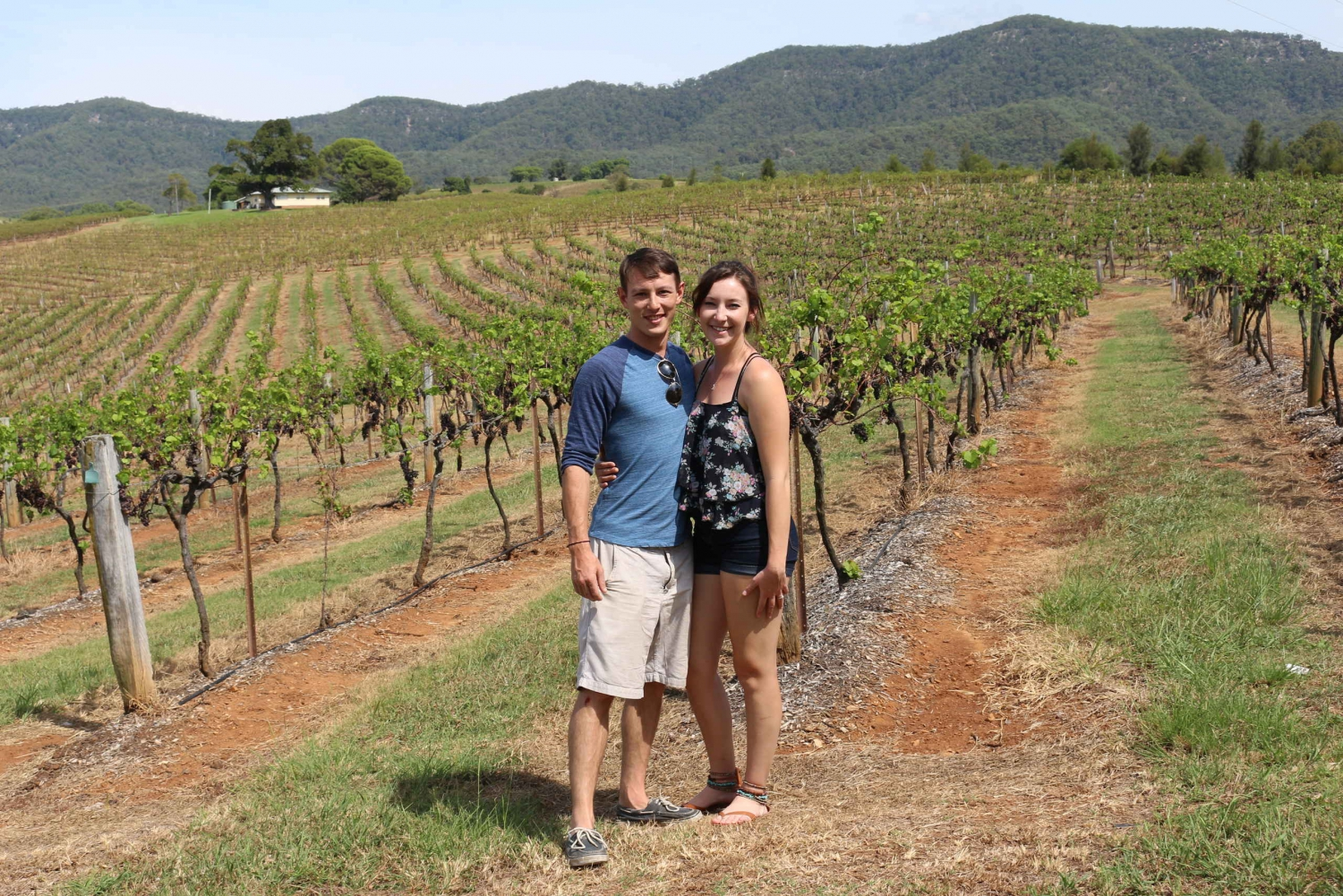 Hunter Valley Winery Tour & Scenic Sydney Harbor Cruise