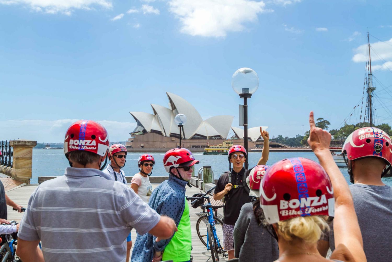 Iconic Sights 4-Hour Bike Tour