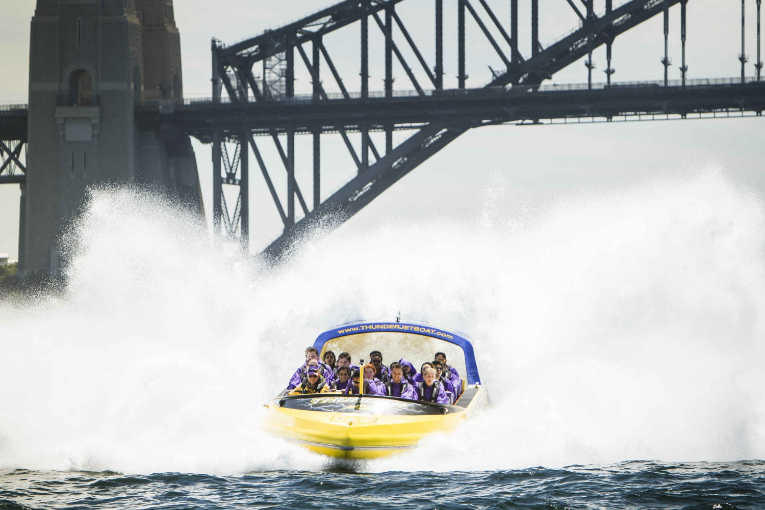 Jet Boat Ride & Taronga Zoo Combo