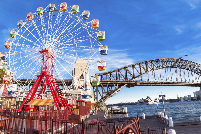 Luna Park Sydney Tourist Value Pass