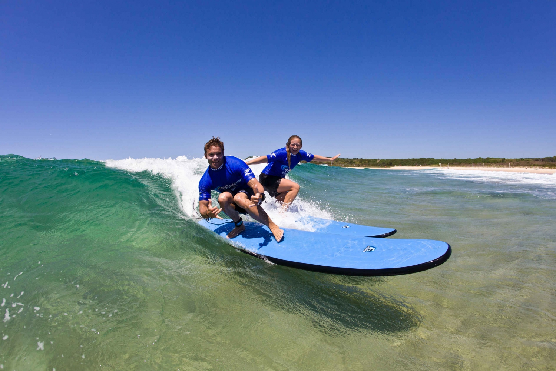 Maroubra Surf Lesson