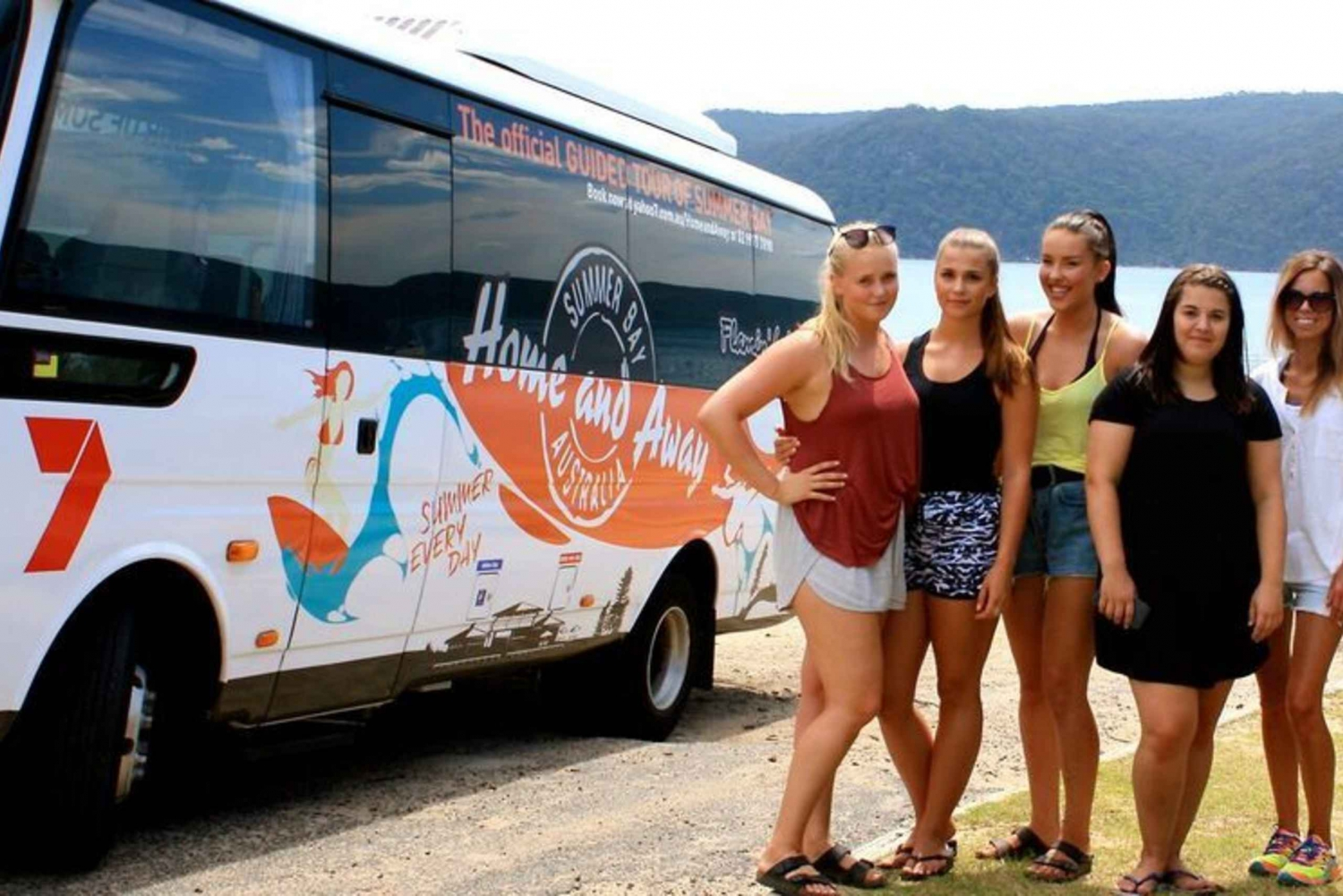 Official Home and Away Tour to Summer Bay