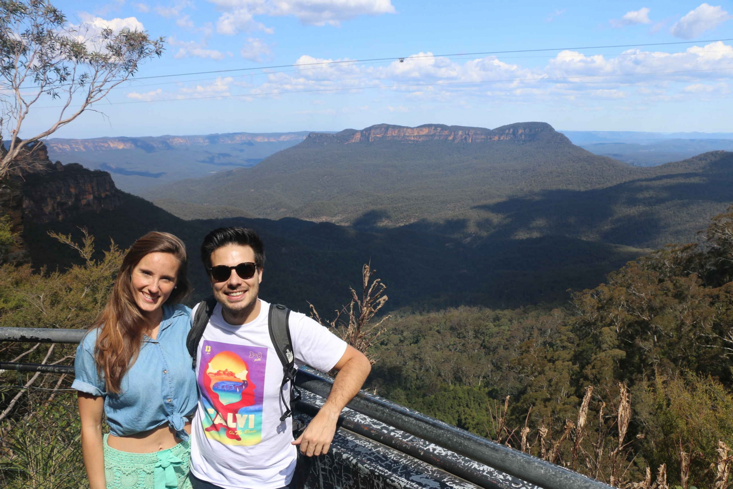 Sydney Combo: Blue Mountains Tour & 2-Hour Harbor Cruise