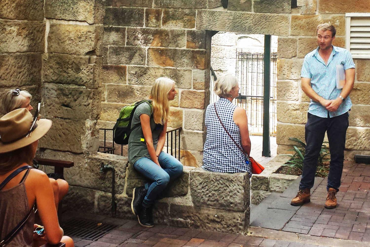 Sydney Convicts, History & The Rocks 2-Hour Walking Tour