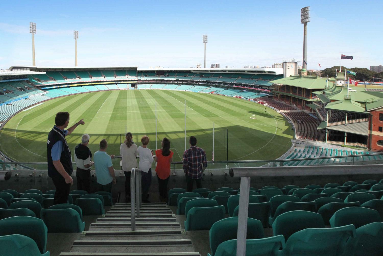 Sydney Cricket Ground (SCG) and Museum Walking Tour