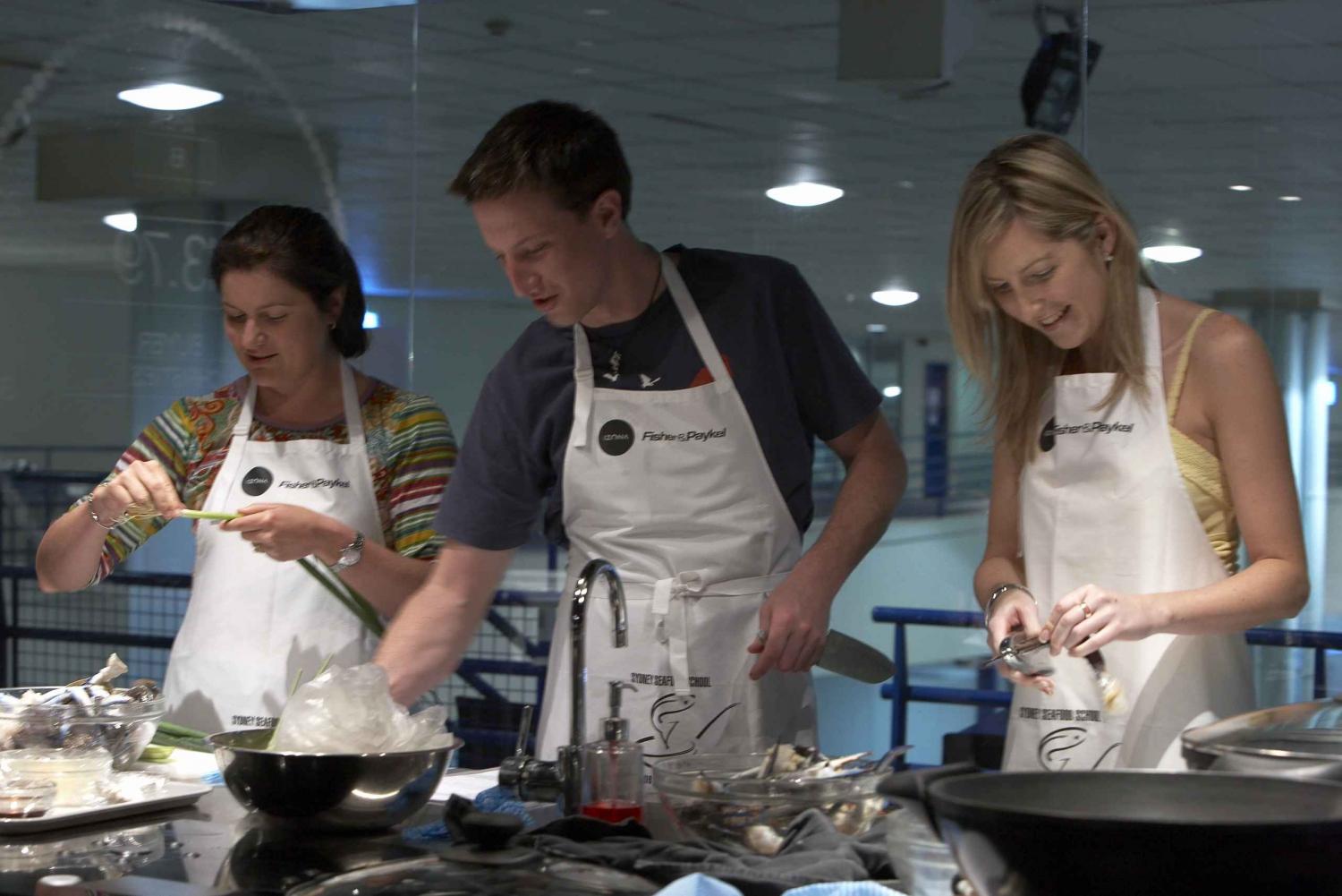 Sydney Fish Markets Seafood Cooking Class