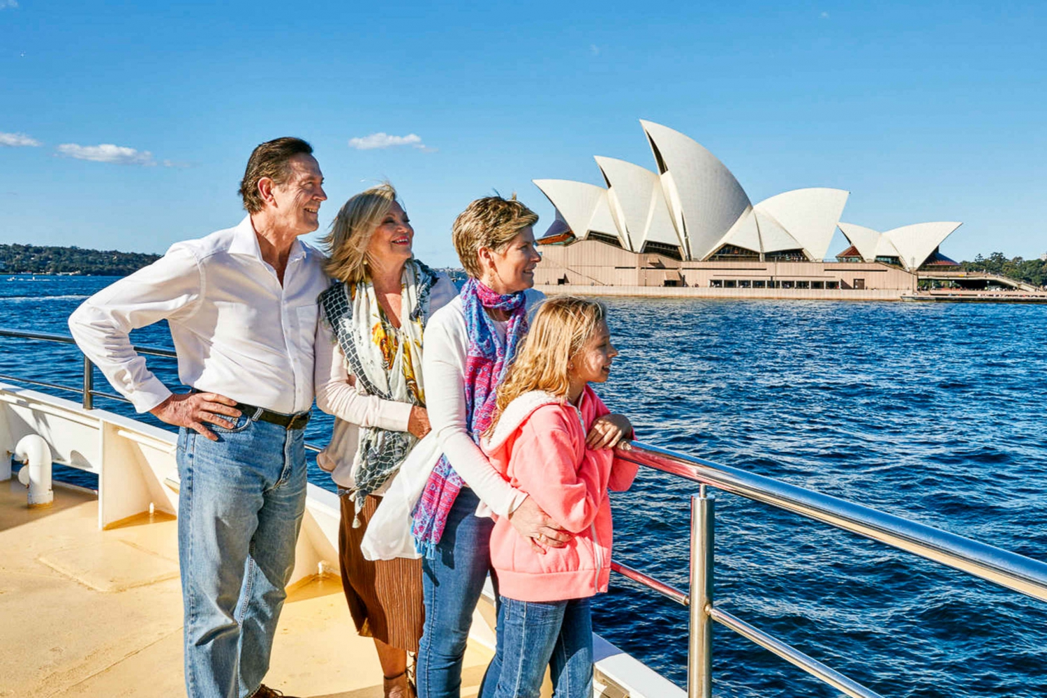 Sydney Harbour: Buffet Lunch Cruise