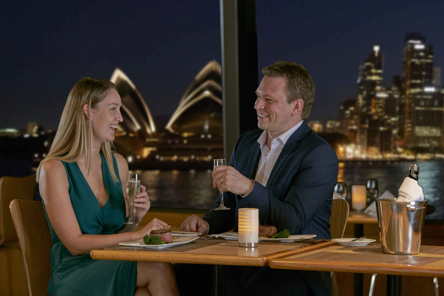 Sydney Harbour Captains Dinner Cruise