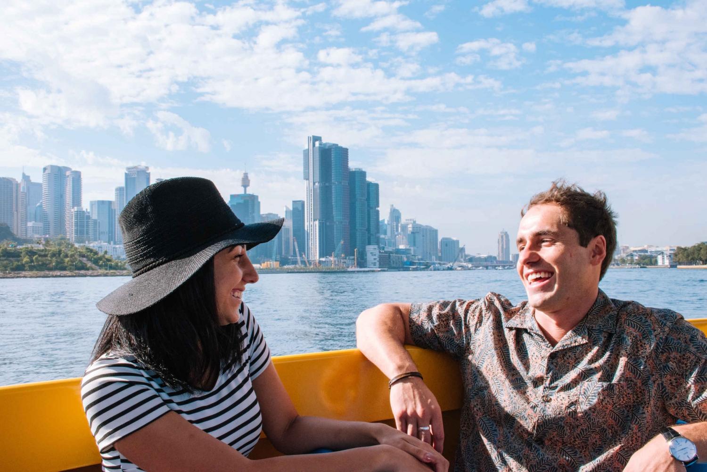 Sydney Harbour Fantasea Snapshot Cruise