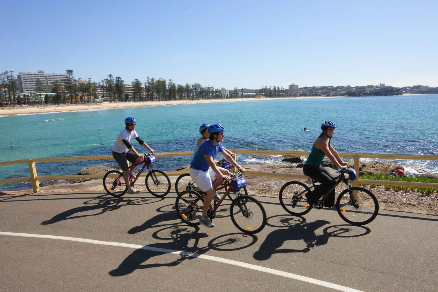 Sydney Harbour National Park and Manly 2-Hour Bike Hire