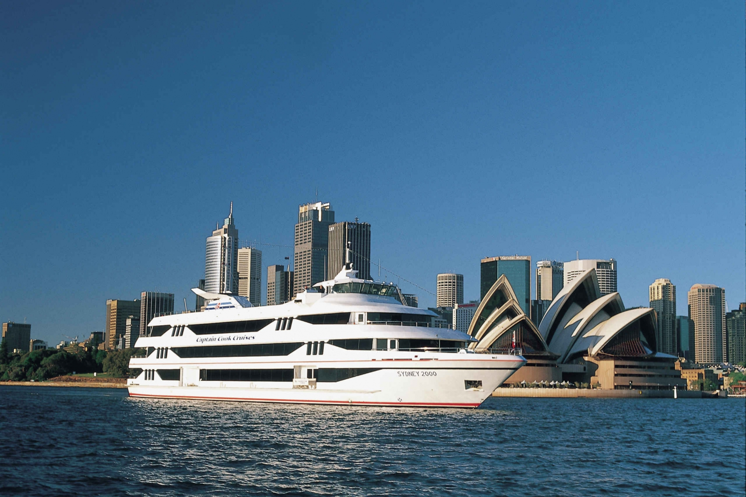 Sydney Harbour Story Cruise