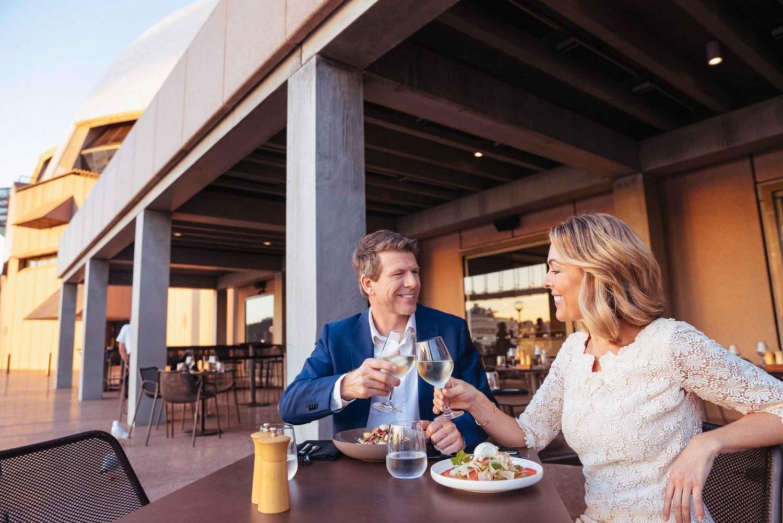 Sydney Opera House VIP Tour & Portside Restaurant with Wine