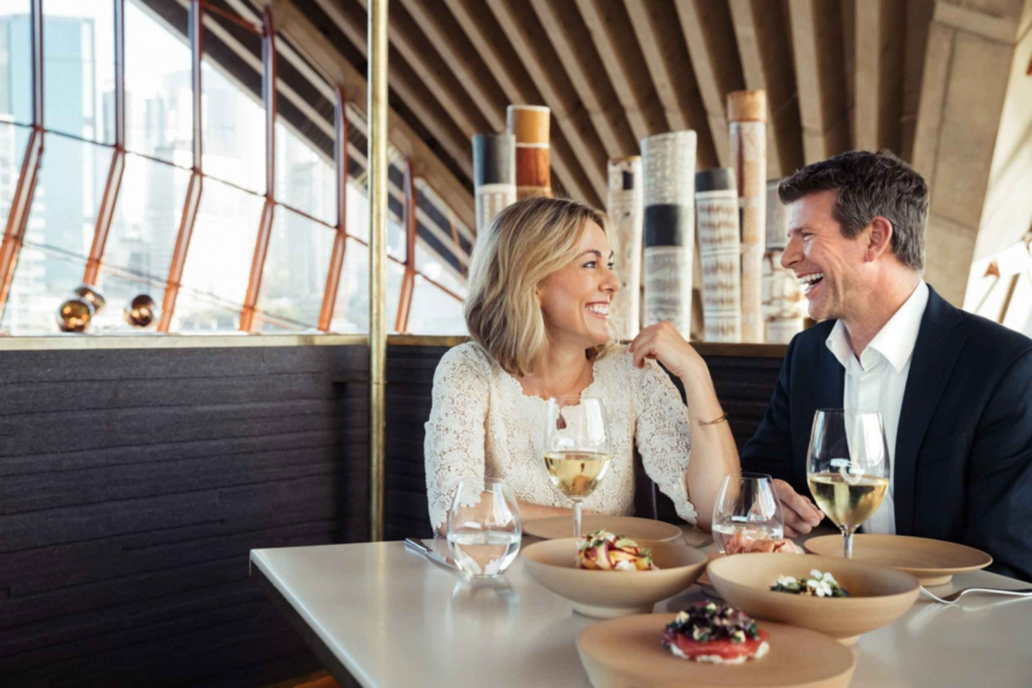 Sydney Opera House VIP Tour with Bennelong Restaurant Dining