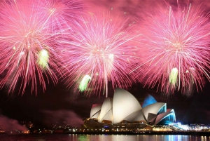 Ultimate New Year's Eve Fireworks Dinner Cruise