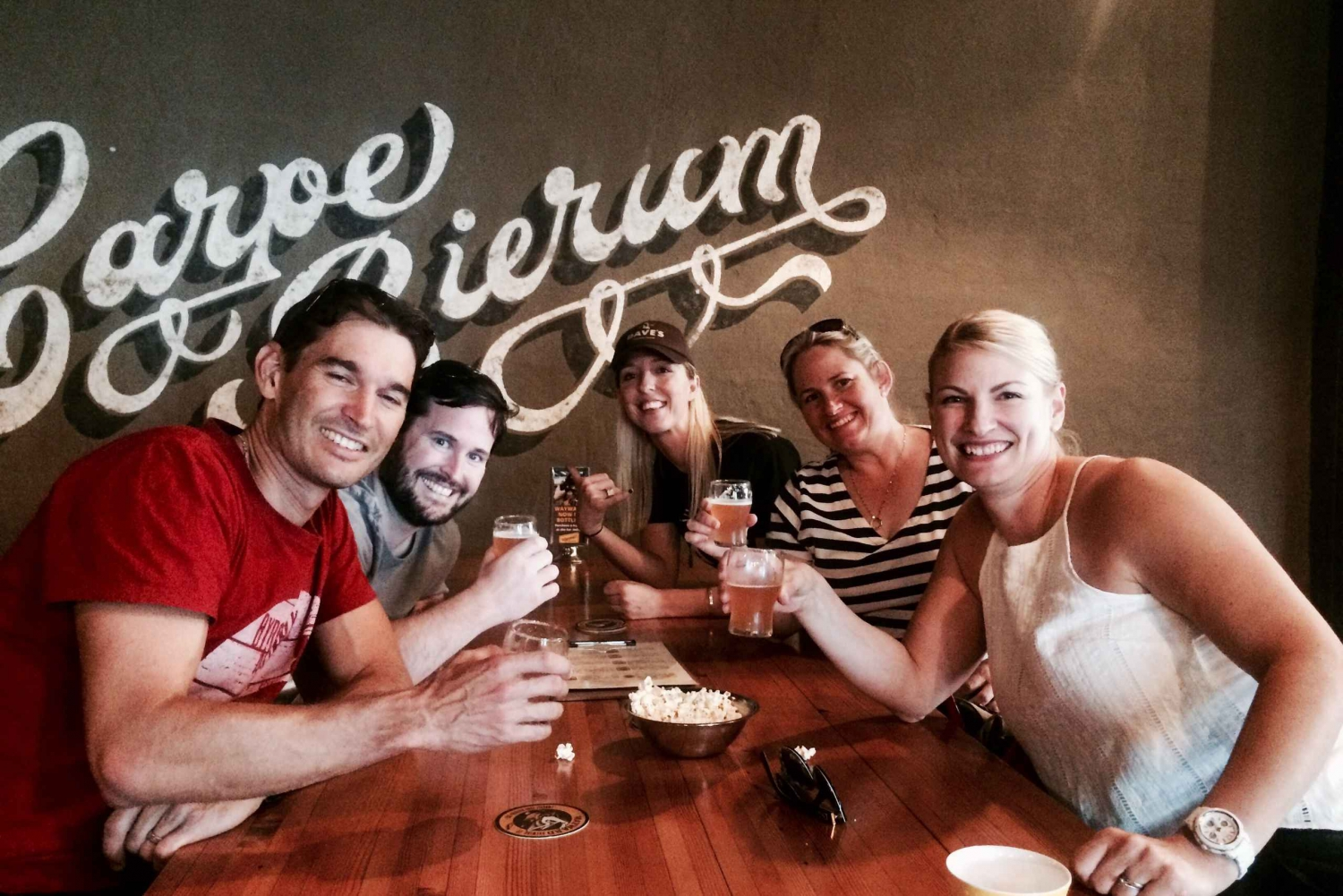 Wine & Beer Tour Discovery Tour of Sydney