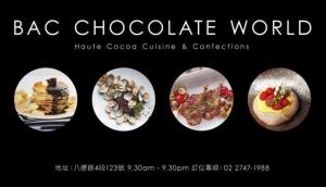 BAC Chocolate World