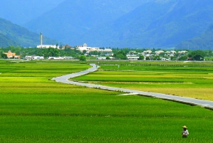 Eastern Taiwan 4-Day Tour