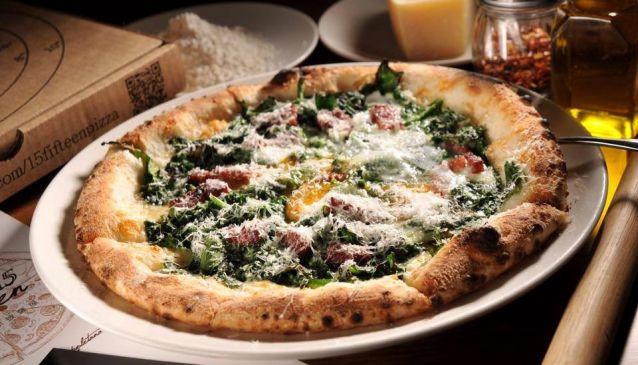 Fifteen Pizzeria Napoletana