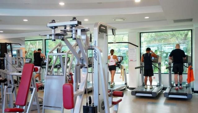 Fitness Center at American Club