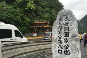 From Full-Day Hualien City and Taroko Gorge Tour
