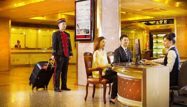 Golden China Hotel