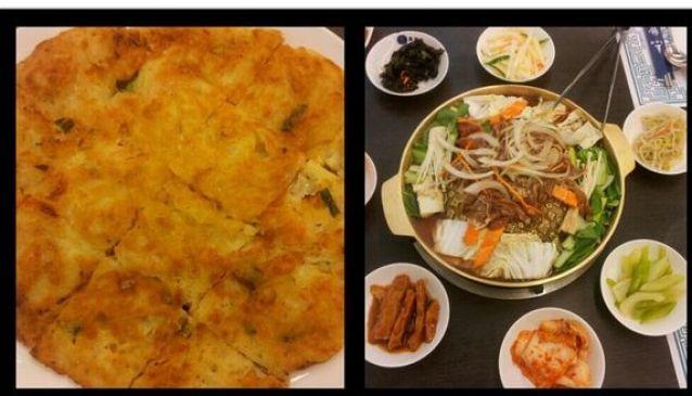 Gyeongju Hall Korean Cuisine