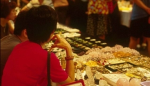 Jianguo Jade Market