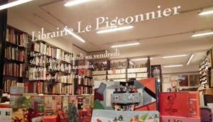 Le Pigeonnier bookstore