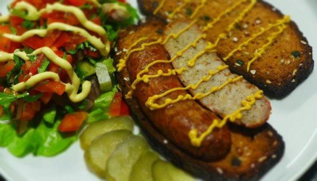 Mr. Sausage's Kitchen