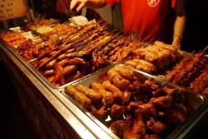 Night Ningxia Market Food Tour