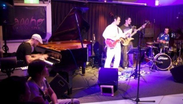 Sappho Jazz Club